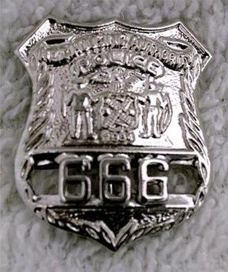 New York City Housing Authority Police Department - Image: NYC Housing Authority Police badge