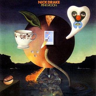 Pink Moon - Image: Nick Drake Pink Moon