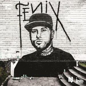 Fénix (album) - Image: Nicky Jam Fenix