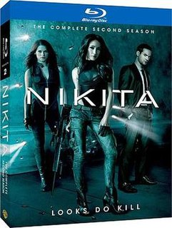 <i>Nikita</i> (season 2) season of television series
