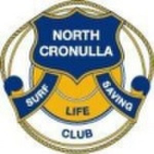 North Cronulla Beach - Image: North Cronulla SLSC Logo
