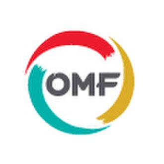OMF International - Image: OMF International logo 2015