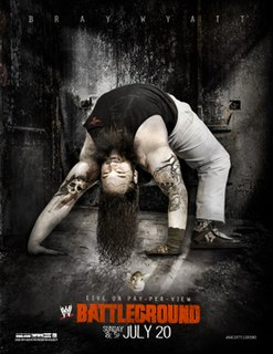 Battleground (2014) 2014 WWE pay-per-view and WWE Network event