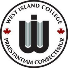 old logo of west island college