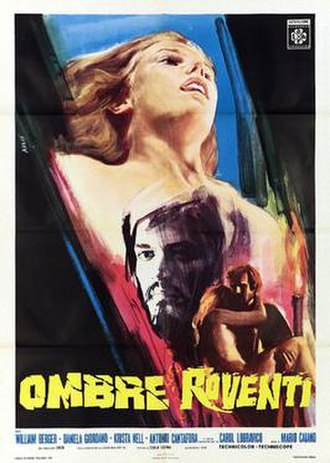 Shadow of Illusion - Image: Ombre roventi italian movie poster md