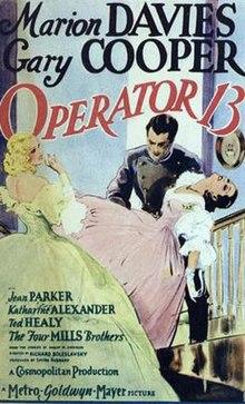 Operator 13 1934 Poster.jpg