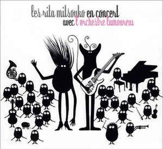 En concert avec l'Orchestre Lamoureux - Image: Orchestre lamoureux rita mitsouko