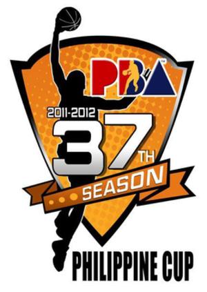2011–12 PBA Philippine Cup - Image: PBA2011 12 philcup