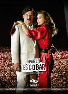 <i>Pablo Escobar, The Drug Lord</i> Colombian telenovela based on the life of Pablo Escobani