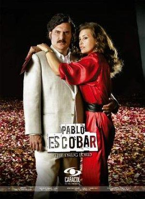 Pablo Escobar, The Drug Lord - Title card