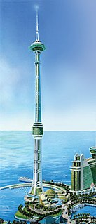 PAGCOR Tower Proposed observation tower in Manila, Philippines