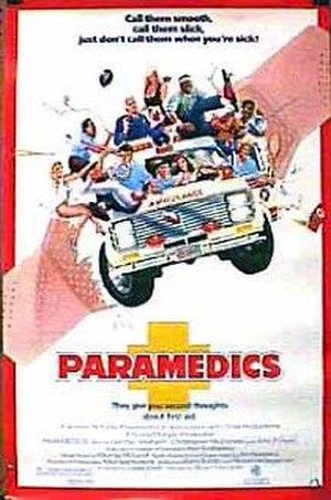 Paramedics (film) - Image: Paramedics (film)