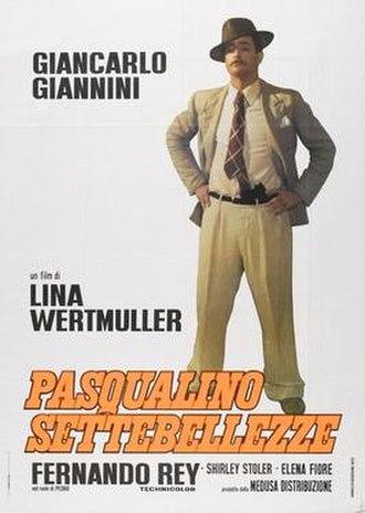 Seven Beauties - Image: Pasqualino Settebellezze 1975 film poster