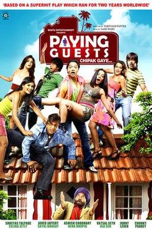 Paying Guests - Image: Paying Guests Hindi movie