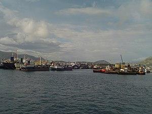 Perama - Ships at Perama
