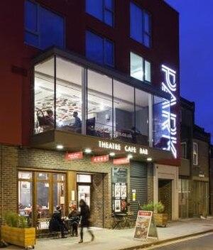 Park Theatre (London) - Image: Photo of Park Theatre exterior, London, 2013