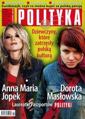 Polityka - Image: Polityka 1
