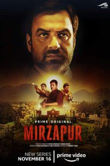 Mirzapur (2020) Season 2 Hindi Complete Amazon Prime WEB Series 480p | 720p WEB-DL