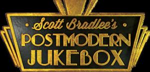 Postmodern Jukebox - Image: Postmodern Jukebox 2016 updated logo