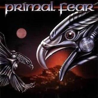 Primal Fear (album) - Image: Primalfear 1998