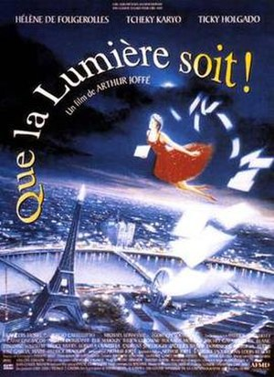 Let There Be Light (1998 film) - Film poster