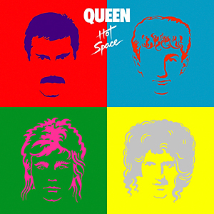 Hot Space - Image: Queen Hot Space