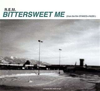 Bittersweet Me Song by R.E.M