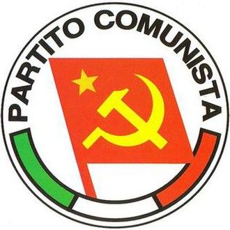 Communist Refoundation Party - Image: RIFONDAZIONE COMUNISTA 1