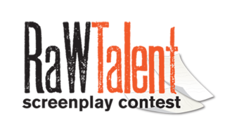 HOSFU - Screenplay contest logo.