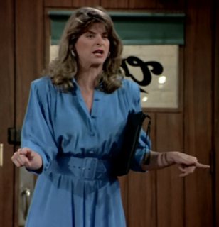 Rebecca Howe Fictional character in the series Cheers