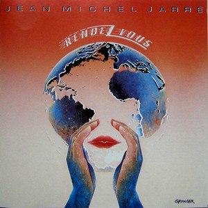 Rendez-Vous (Jean-Michel Jarre album) - Image: Rendez Vous Jarre Album