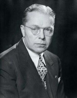 Rex Buren Beisel - Rex Buren Beisel, aeronautical engineer, ca. 1950
