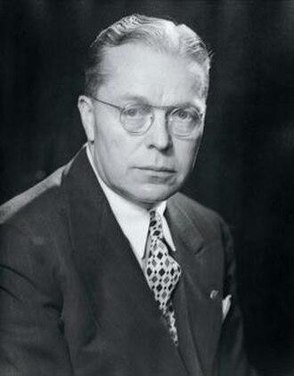 Rex Beisel - Rex Buren Beisel, aeronautical engineer, ca. 1950