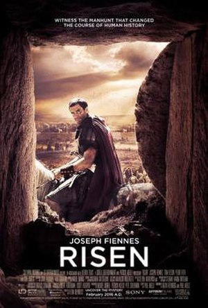 Risen (2016 film) - Theatrical release poster