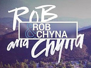 Rob & Chyna - Image: Rob and Chyna Logo