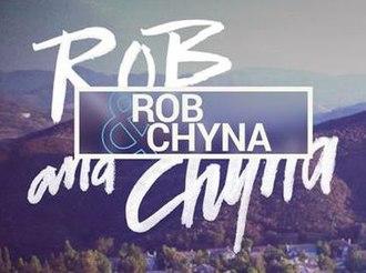 Rob & Chyna - Image: Rob and Chyna Logo