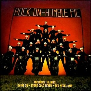Rock On (Humble Pie album) - Image: Rock On cover