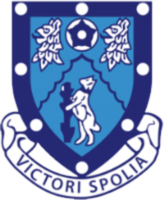 Rugby Town F.C. - Image: Rugby Town F.C. logo