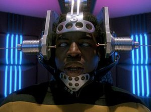 The Mind's Eye (Star Trek: The Next Generation) - Image: ST TNG The Mind's Eye