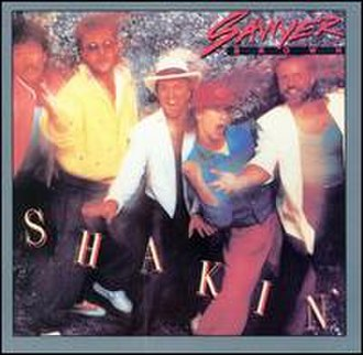 Shakin' (album) - Image: Sb shakin