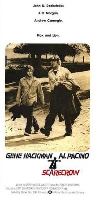 Scarecrow (1973 film) - original film poster