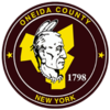 Official seal of Oneida County