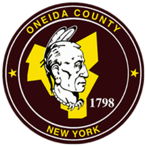 Oneida County, New York - Image: Seal of Oneida County, New York