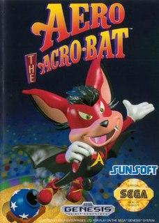 <i>Aero the Acro-Bat</i> 1993 platform video game