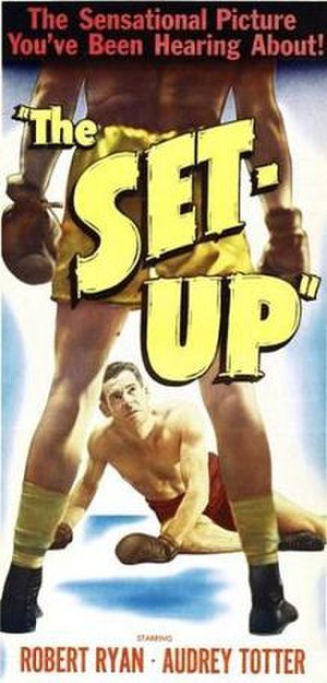 The Set-Up (1949 film) - Theatrical release poster