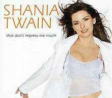 Shania Twain — That Don't Impress Me Much (studio acapella)