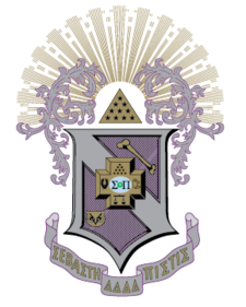 Sigma Pi fraternity Crest.png