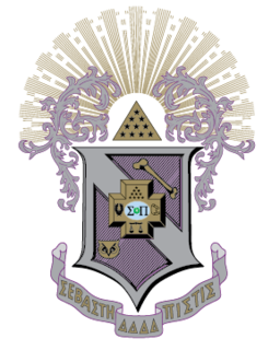 Sigma Pi North American collegiate fraternity