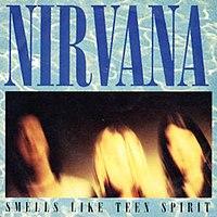 """""""Smells Like Teen Spirit"""" cover"""