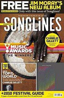 <i>Songlines</i> (magazine)